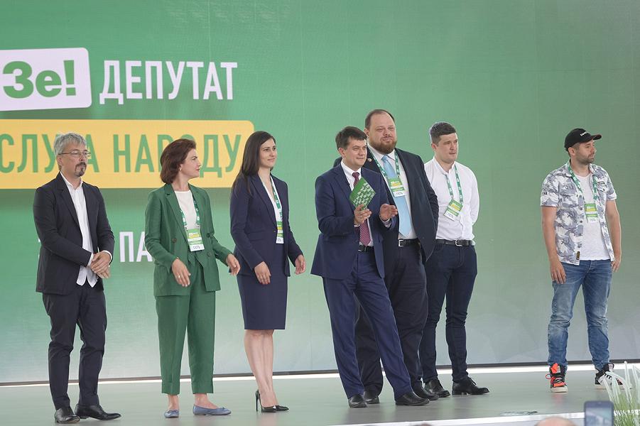 В Верховной Раде будет 5 партий. 4 прозападных, украинцы хотят в ЕС