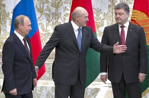 Вернуть Крым поможет «Минск»