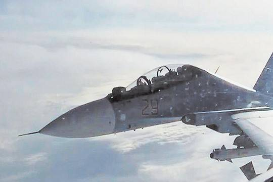 Россия и США устанавливают правила новой холодной войны в воздухе