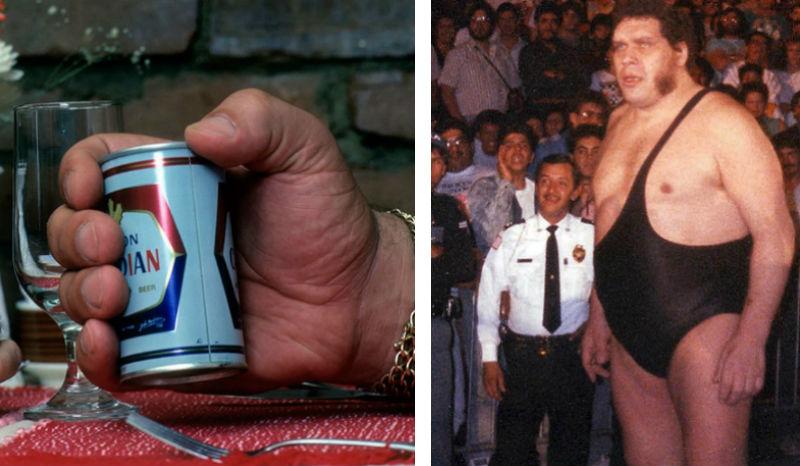 «Величайший пьяница на земле»: документальный фильм HBO об Андре Гиганте раскрывает печальные подробности о его жизни