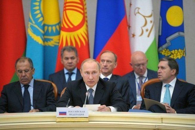 Владимир Путин сделал заявление по борьбе с терроризмом