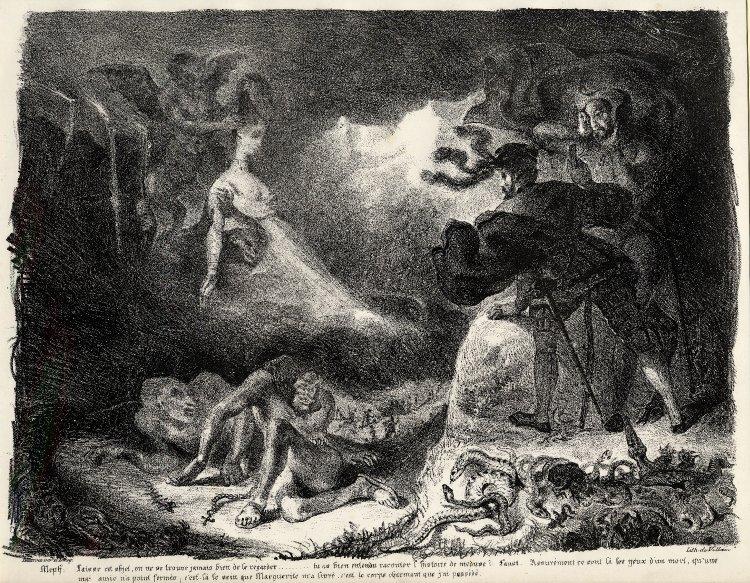 Ведьмы. Графика и живопись.