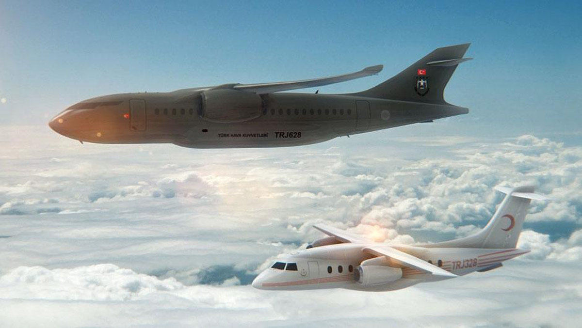 Турция отказалась от программы производства региональных пассажирских самолетов