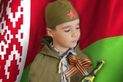 В Минске напали на пятилетнего ребёнка из-за ношения им Георгиевской ленточки