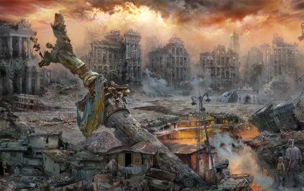 Москва глазами киевлянина и в сравнении с Киевом