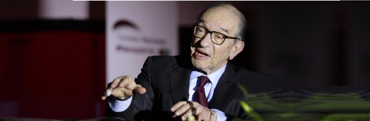 Гринспен призывает вернуться к золотому стандарту