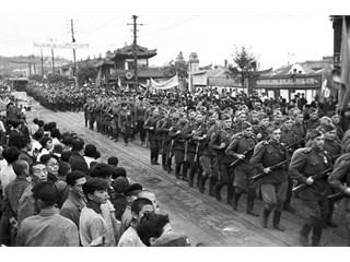 Как начиналось деление Кореи