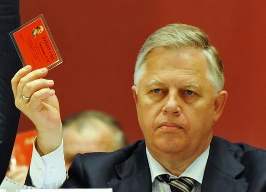 У Симоненко уверяют, что несмотря на запрет, КПУ продолжает легальную работу