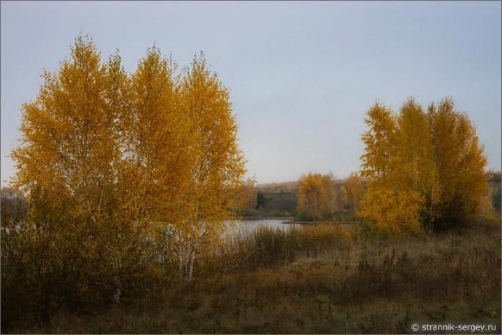 Древние пейзажи России
