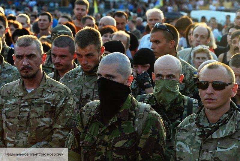 Истеблишмент Украины наводни…
