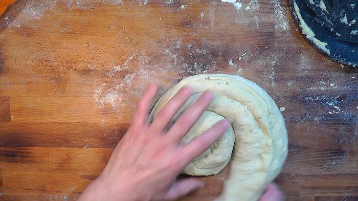 Пирог из картофельного теста Пирог, Рецепт, Еда, Фарш, Мясо, Вкусно, Вкусняшки, Пирожок, Длиннопост