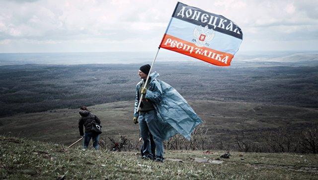 ДНР готова наладить сотрудничество с Южной Осетией в военной сферах