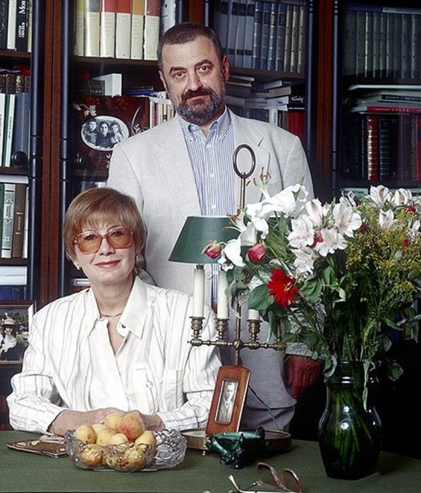Григорий и Любовь Горины. / Фото: www.april-knows.ru