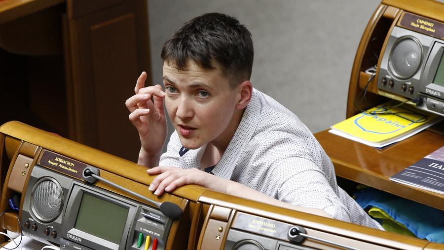 Савченко высказалась о главной «троице» на выборах президента Украины