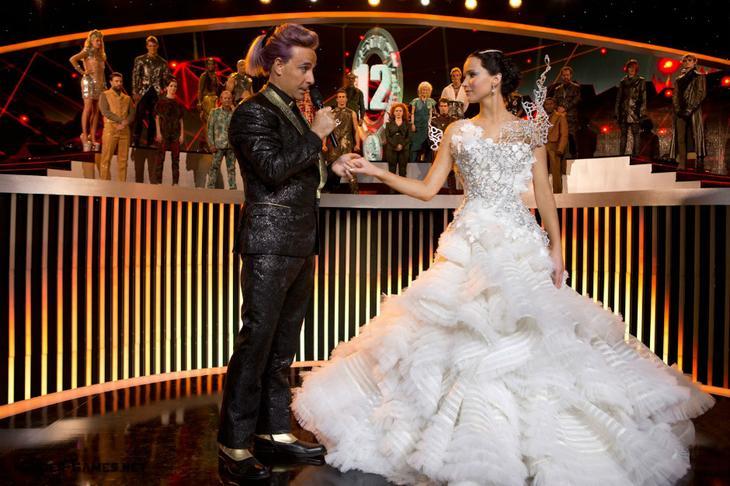 Свадебное платье Китнисс Эвердин