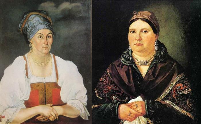 Как купцы, старообрядцы и художники-самоучки создали новый жанр в русском искусстве: Купеческий портрет