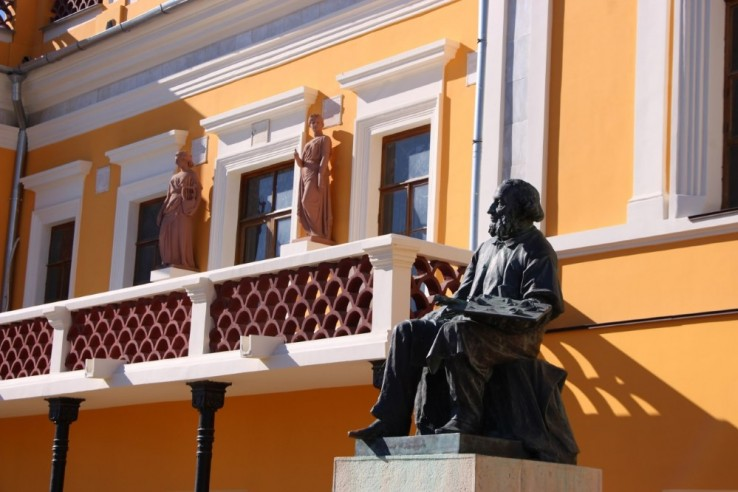 Феодосийская галерея Айвазов…