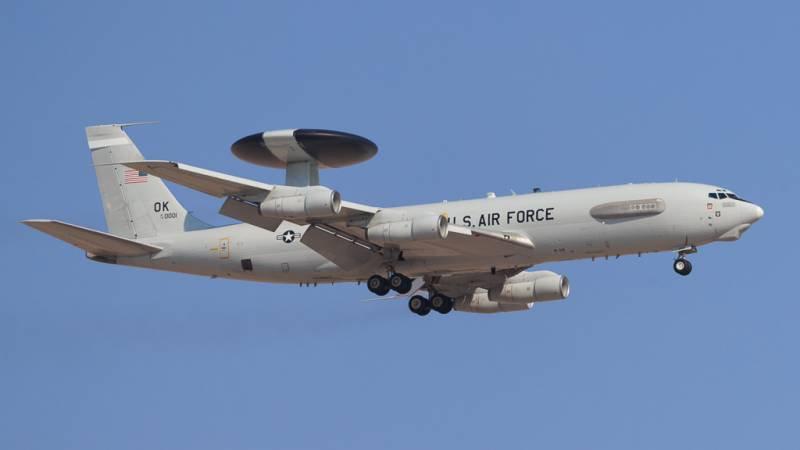 Авиация США провела разведку базы РФ в Тартусе