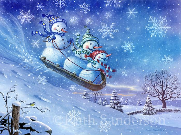 93624674_large_C018_Sledding_Snowmen_R (700x523, 250Kb)