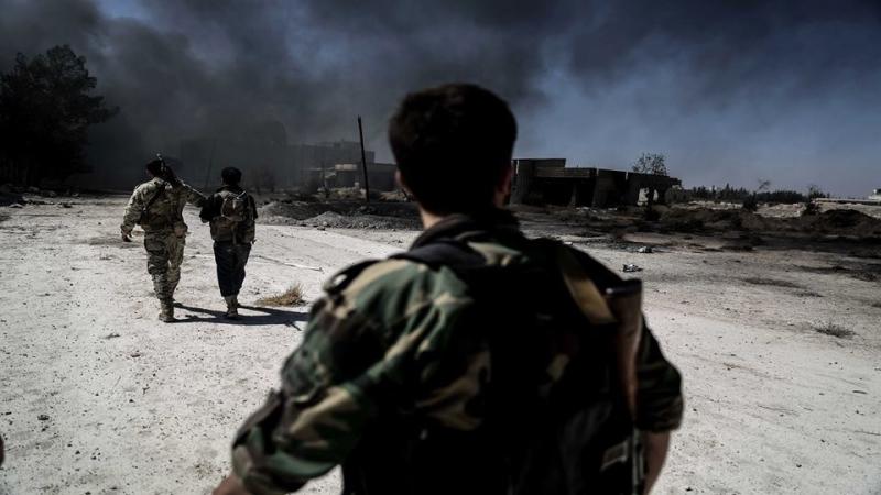 Армия Сирии отразила атаку боевиков на Даръа