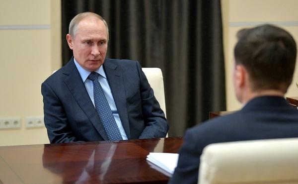 Путин считает, что «Северный поток— 2» будет реализован
