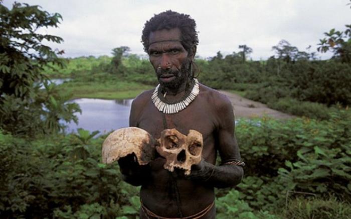Людоеды, живущие на деревьях: племя короваи в Папуа-Новой Гвинее