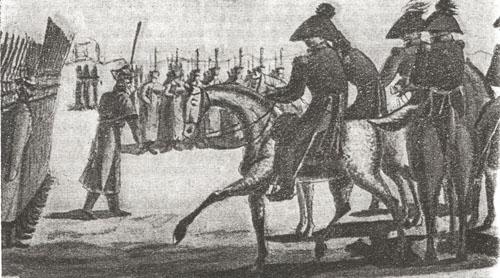 Этот день 200 лет назад. 04 января (23 декабря 1812 г.) 1813 года