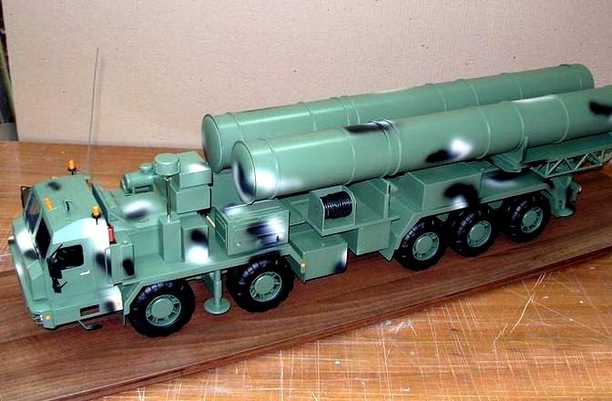 СМИ раскрыли дату начала поставок в войска новейшей системы ПРО С-500 «Прометей»