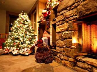 Идеи как украсить дом на новый год