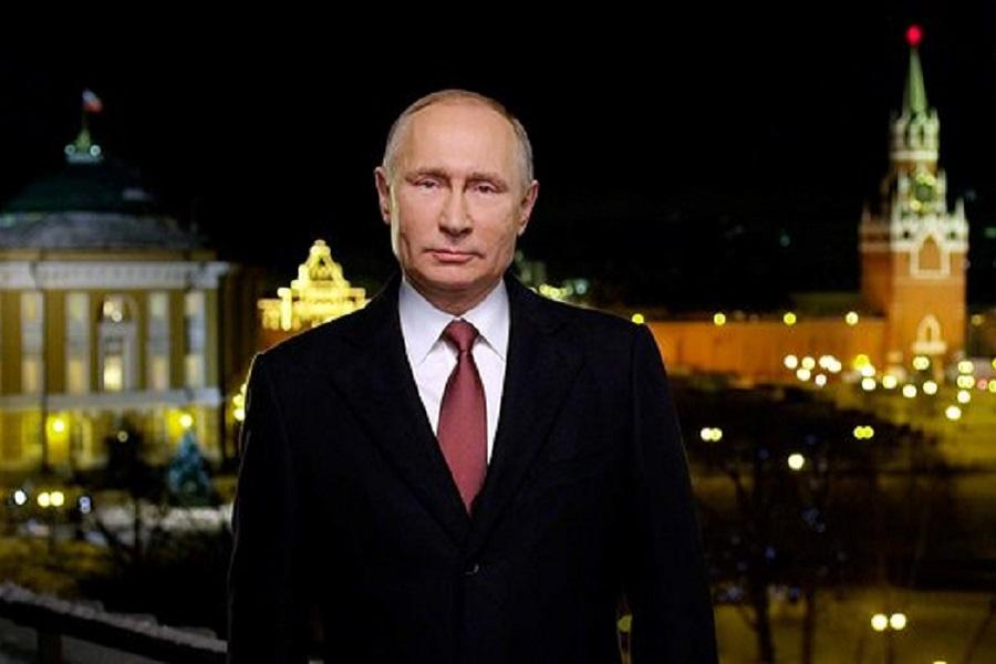 Сергей Черняховский. Новый год и Путин