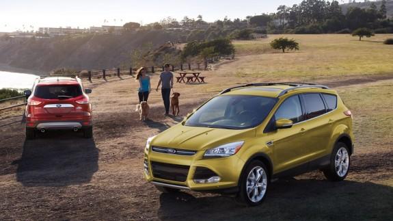 Продажи внедорожников и кроссоверов в США впервые опередили седаны