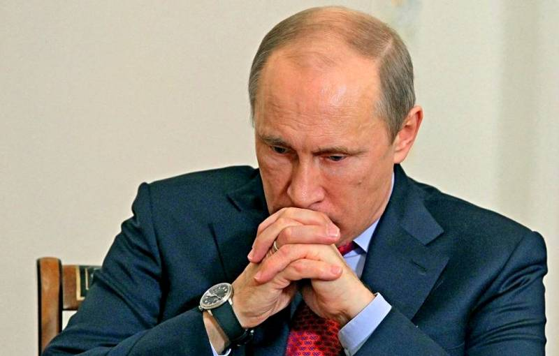 Путин на распутье: как ответит Кремль на выпад Киева?