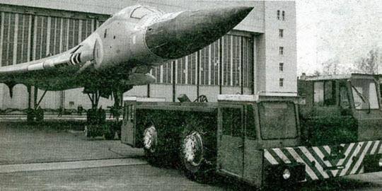 Первый полет бомбардировщика Ту-160 нового производства запланирован на февраль 2018 года