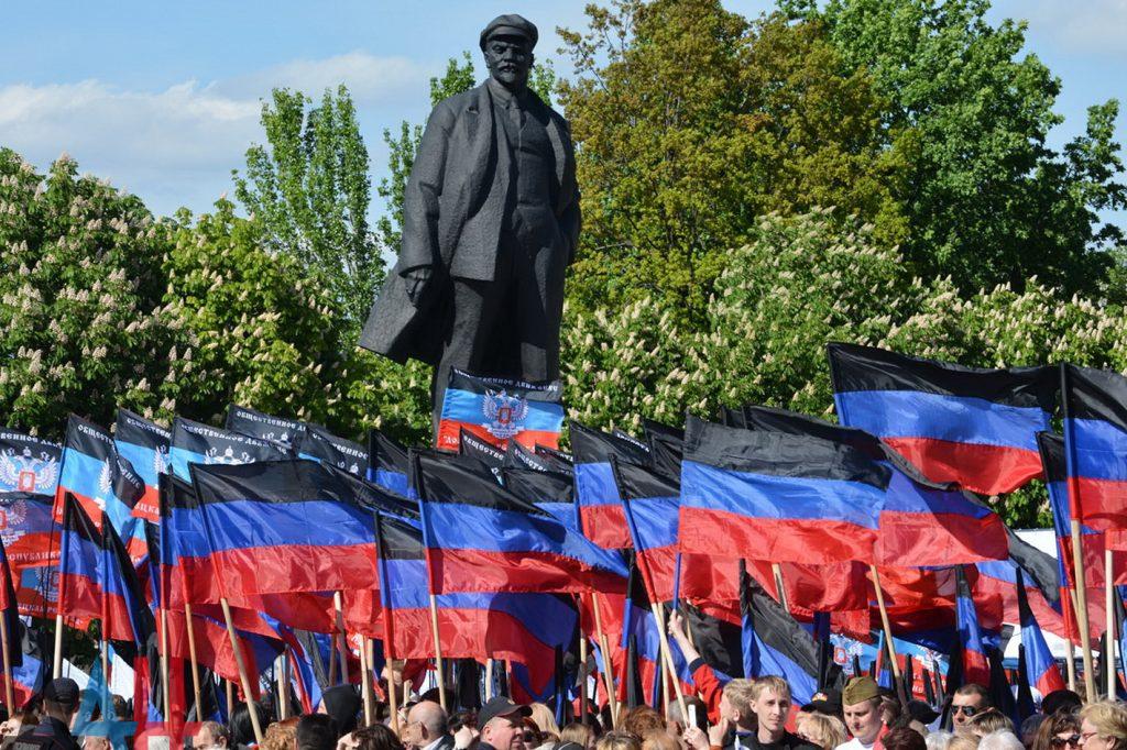 Свободный Донбасс выбьет Украине зубы