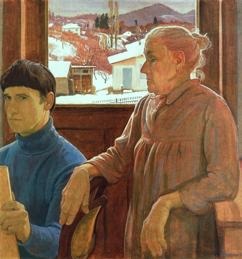 Дмитрий жилинский: творение красоты