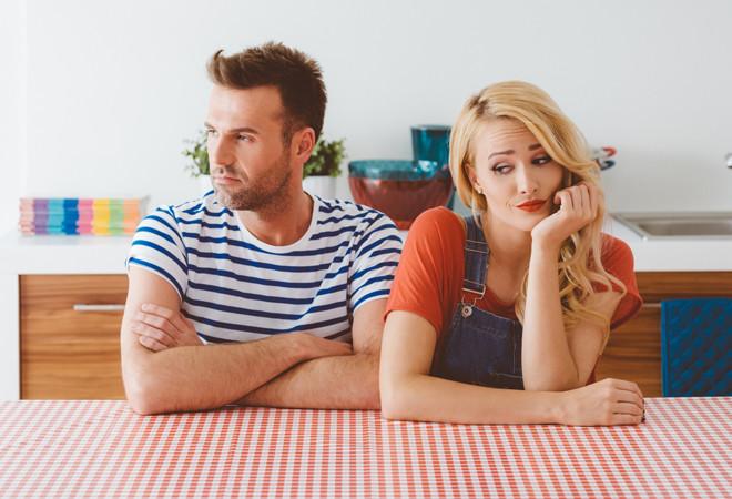 Правила ссоры: фразы, которые нельзя говорить мужу