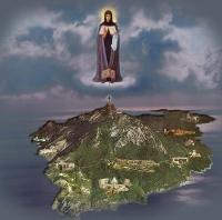 На Афоне произошло чудо крестообразного раскачивания лампады