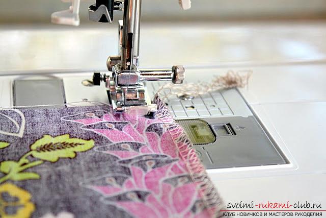 Пошив платья для дочки своими руками по инструкции с фото. Фото №4