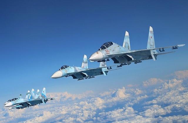 США боятся Су-27