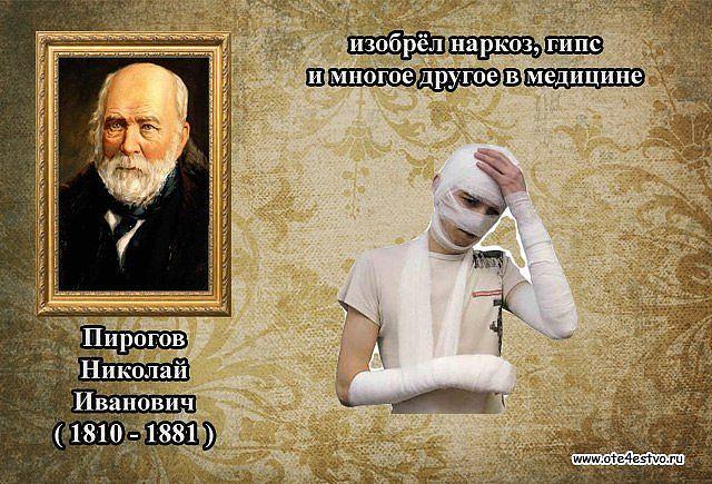 Научные достижения русов