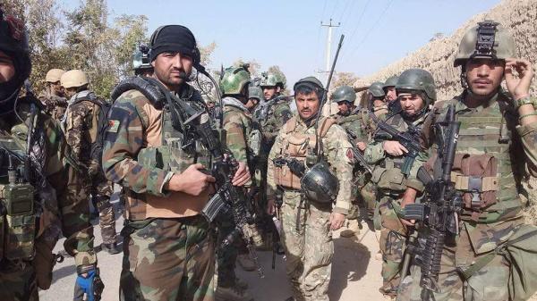 Насеверо-востоке Афганистана ликвидирован местный глава талибов