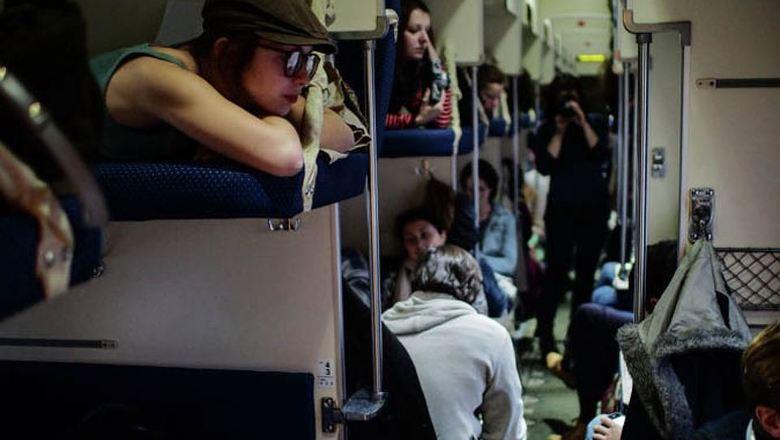 В РЖД ответили на вечный вопрос о верхних полках в поезде