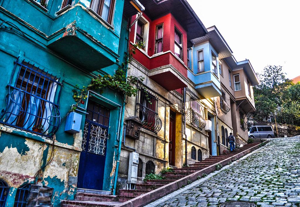 Стамбул фото домов