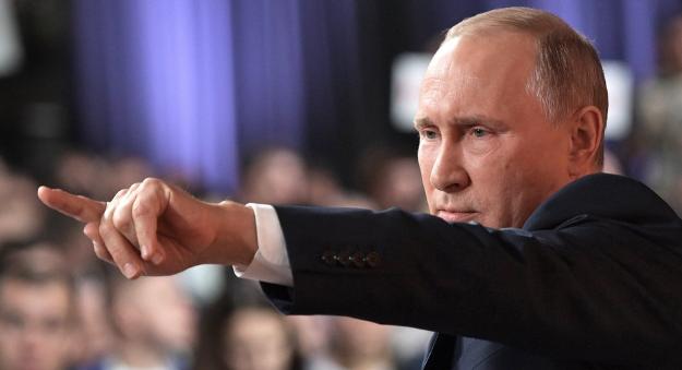 Польский журналист: Путин ещё не Брежнев, но уже топчется на месте