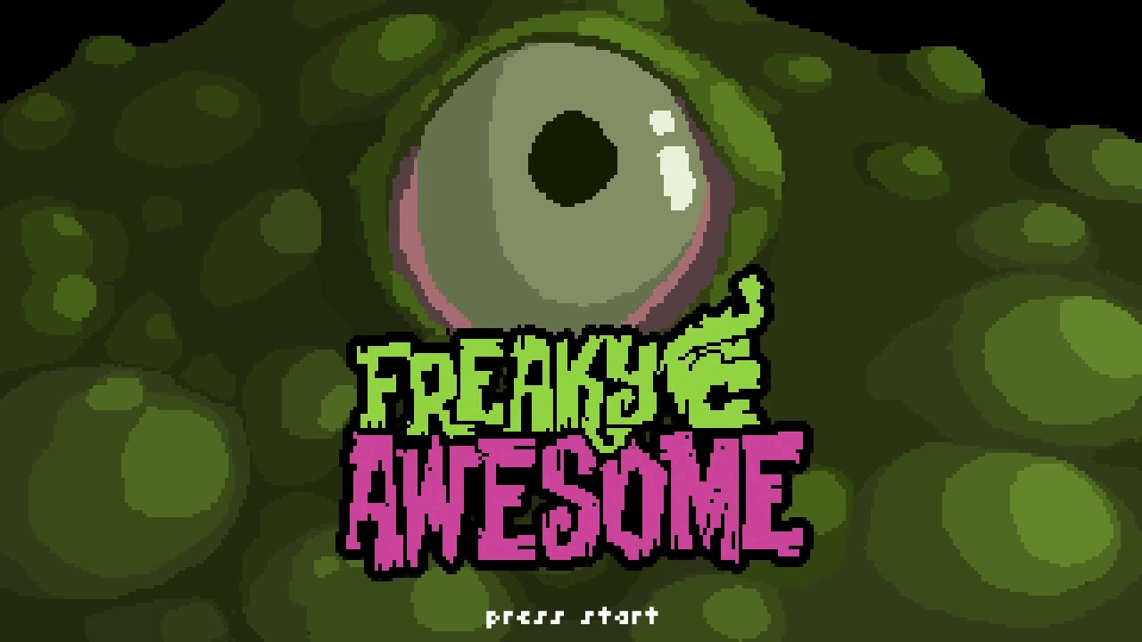 Анонсирована Freaky Awesome — отечественный «Айзек» на четверых