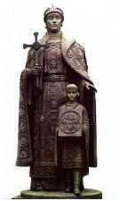 ЛЕБЕДЕВ А.Н.   КНЯГИНЯ ОЛЬНА, УСМИРЕНИЕ ДРЕВЛЯН И ПОХОД РУСОВ НА ГОРОД БЕРДАА В 943 году