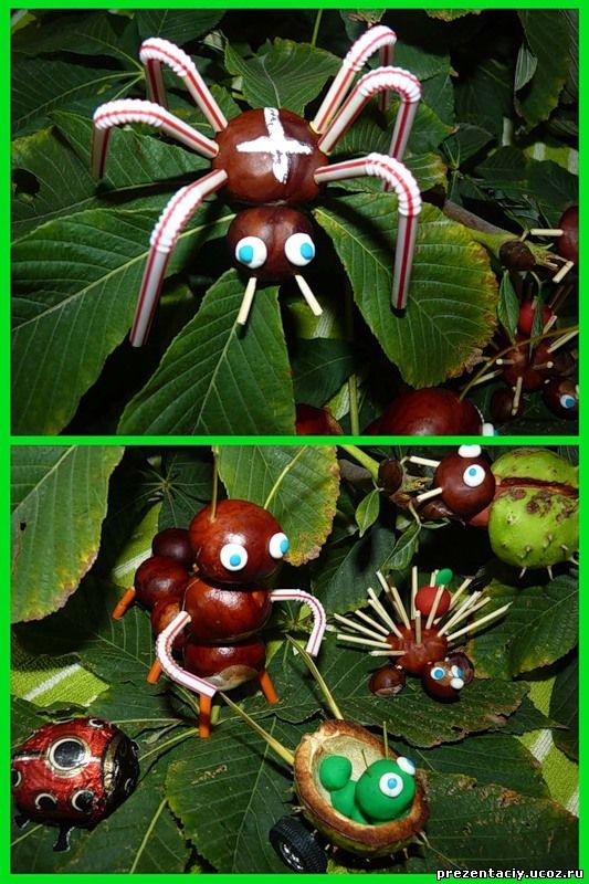 Поделки насекомых своими руками из бросового материала