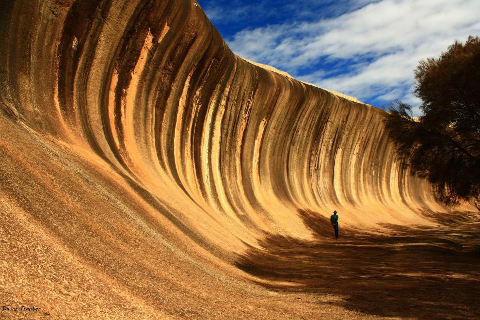 Австралийская каменная волна