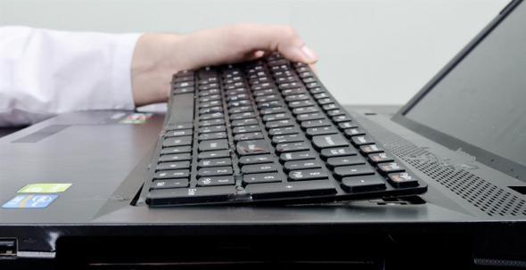 Если вы пролили жидкость на ноутбук