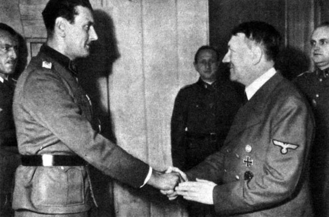 Отто Скорцени: как нацист стал агентом Моссада